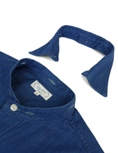 Detachable Denim Shirts
