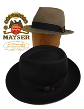 MAYSER Dralon Hat
