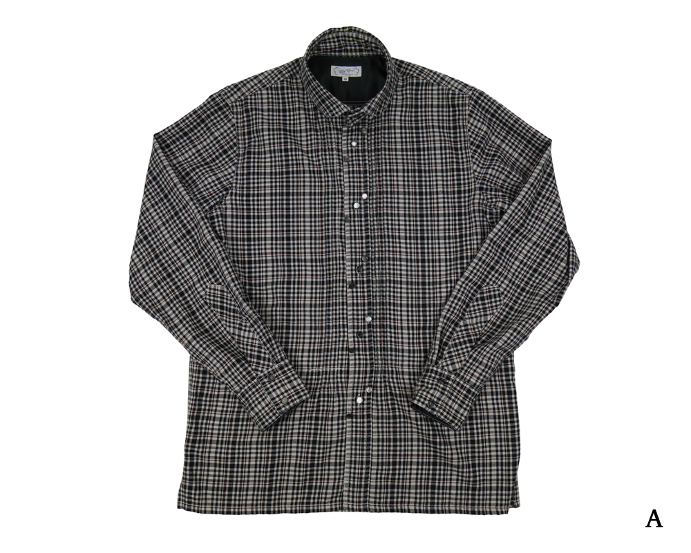 Fisherman's Shirts CHKメインイメージ