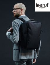 brf-UC05-HD Urban Commuter 2WAY BACK PACK HD