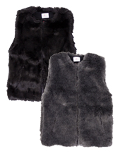FARFIELD Fur Vest