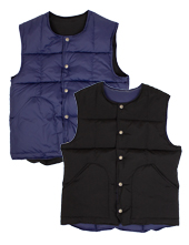 Mt.RainierDesign Rev. Down Vest