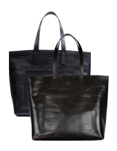 Leather Tote M