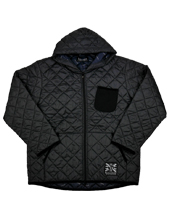 LAVENHAM 50TH HOODED JACKET