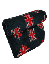 FARFIELD UNION JACK BLANKET