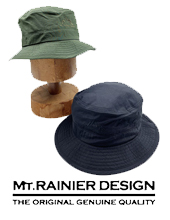MT.RAINIER DESIGN WINDSHED PACKABLE OUTING HAT