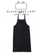 BLACKHORSE LANE APRON 15.5oz