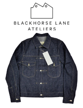 BLACKHORSE LANE TYPE2 JACKET 14oz