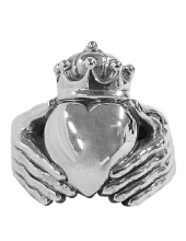 Claddagh Ring Large