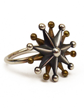 Star-Burst Ring