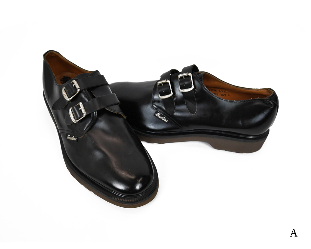 [Deadstock] Hawkins x Dr.Martens W Monk Shoesメインイメージ
