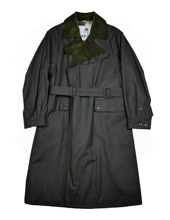 BARBOUR DEAPATCH WAX