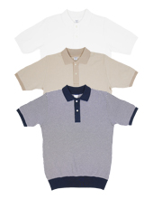 GiCiPi Knit Polo
