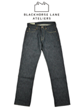 BLACKHORSE LANE ATELIERS NW-1 RELAXED STRAIGHT 14oz