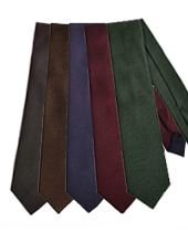 Silk Narrow Tie
