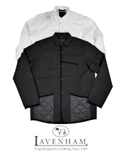 LAVENHAM QUILT POCKET LONG SLEEVE SHIRT